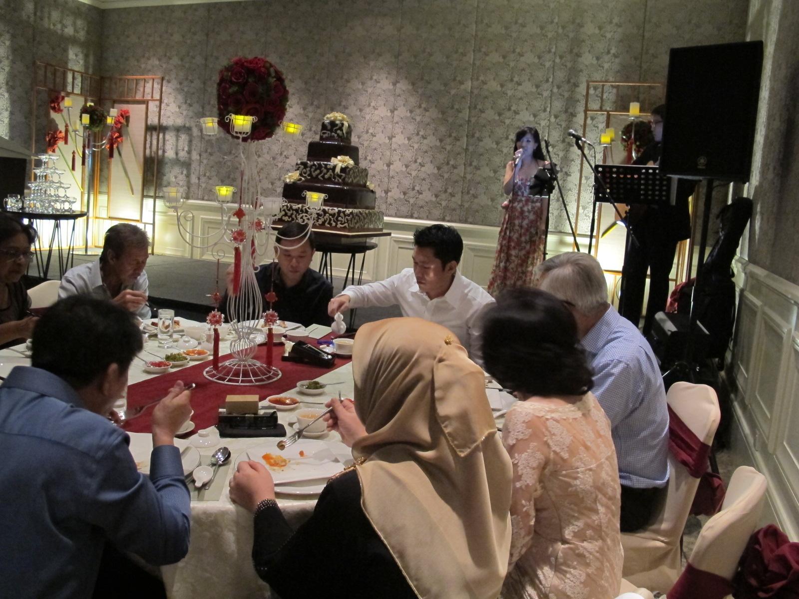 Red Kite Live Music Wedding Singer In Singapore Imelda Teo