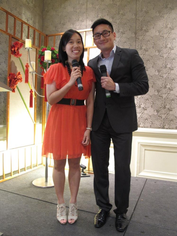 Jeremy Lee, Red Kite Wedding Emcee / Host